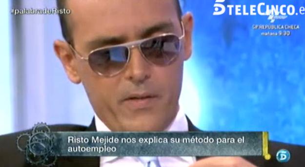 Risto Mejide, aconseja NO buscar trabajo en el Gran debate deTelecinco