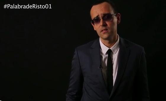 #PalabradeRisto01: Risto Mejide graba en vídeo su artículo 'Largaos'.
