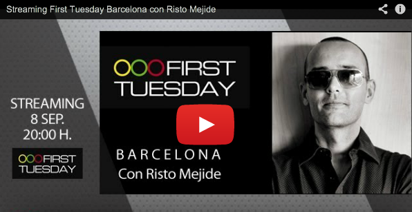 Risto Mejide, ponente hoy en First Tuesday Barcelona. (Retrasmisión en Streaming)