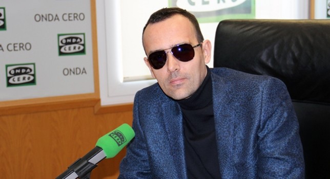 """Risto Mejide en """"Julia en la onda""""(13.01.2014)"""