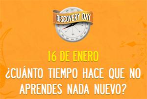 "Risto Mejide ponente en ""Discovery Day""."