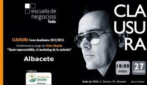 Conferencia FEDA Albacete