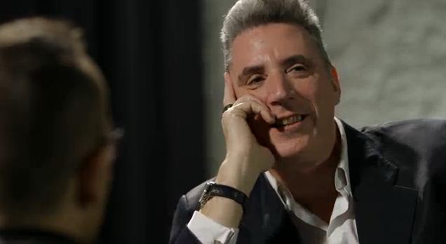 Iñaki Anasagasti y Loquillo charlan conRisto.
