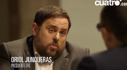 Oriol Junqueras y Ada Colau charlarán con RistoMejide.