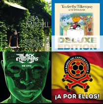 """Playlist de Viajando con Chester """"Pasión orazón""""."""