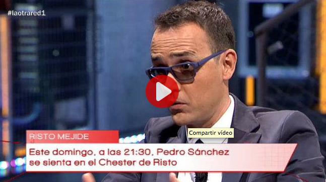 Risto Mejide en 'La otraRED'.