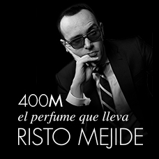 400M de DROPS&YOU. El perfume que lleva RistoMejide.