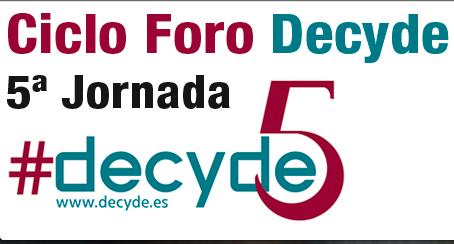 Risto Mejide participa hoy en el Foro Decyde deMurcia.