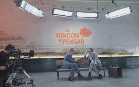 Así será la conversación con Dani Martín y Mario Conde en 'Al rincón de pensar'. Esta noche a las 24:00 en Antena3